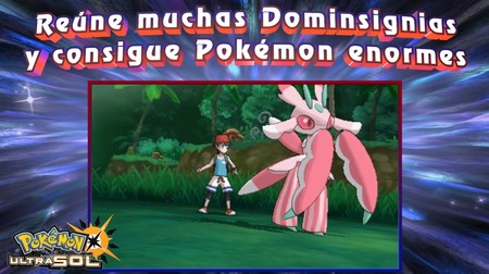 Pokemon Ultrasol Ultraluna Pokemon Dominantes