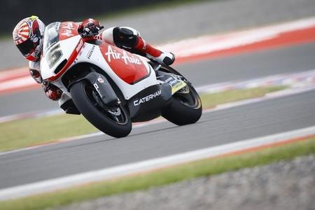 Johann Zarco fue el más rápido en Moto2