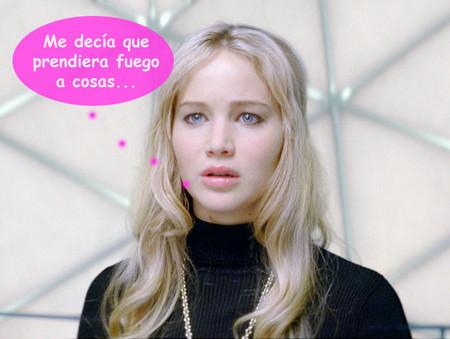 Jennifer Lawrence o la escalofriante historia del Oscar maldito