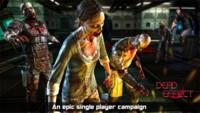 Dead Effect para Android, sobrevive a una invasión zombie en el espacio