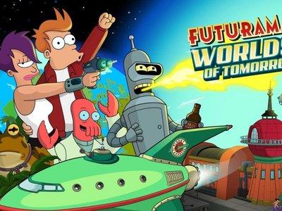 Futurama: Mundos del Mañana: Fry y Bender  regresan a los dispositivos móviles y ya puedes ver su tráiler