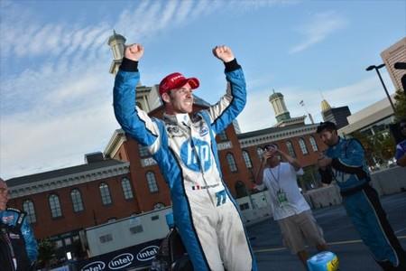 Simon Pagenaud logra su segunda victoria del año en Baltimore