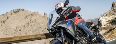 Probamos la Yamaha Tracer 700: diversión y polivalencia en una moto de 75 CV más consistente que antes