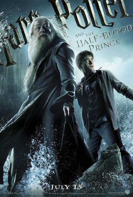 Foto de 'Harry Potter y el misterio del príncipe', nuevo tráiler y más carteles (1/4)