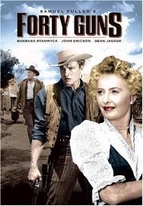 '40 Pistolas', el western de culto de Sam Fuller