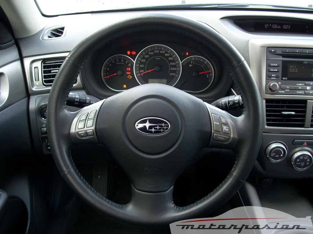 Subaru Impreza Sport (prueba)
