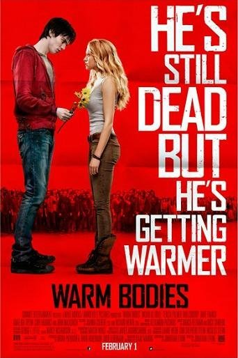 'Warm Bodies', primer tráiler y nuevo cartel de la parodia zombie de 'Crepúsculo'