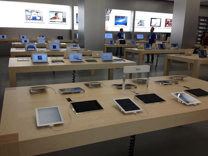 Foto de Apple Store Nueva Condomina (16/100)