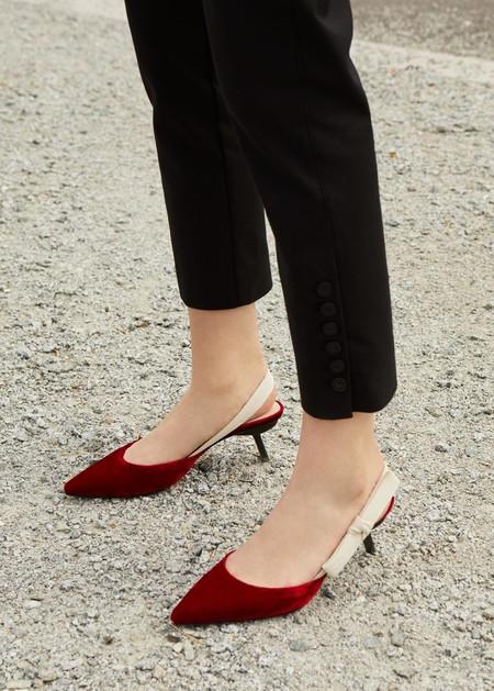 b481a2df Los zapatos de Mango inspirados en Dior que arrasarán este temporada