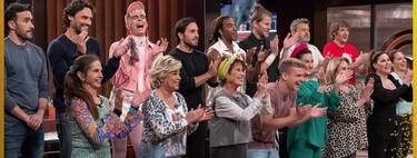 'Masterchef Celebrity 6': horario y dónde ver el estreno en los fogones de los 16 concursantes famosos del talent culinario de TVE