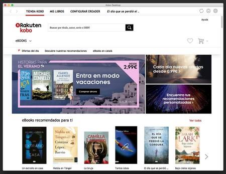 Kobo Clara Hd Tienda Libros Mac