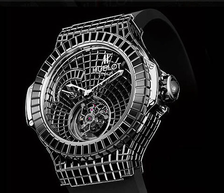 One Million Black Caviar Bang, de Hublot