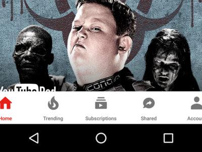 Esta es la nueva interfaz que YouTube está probando en su aplicación para Android
