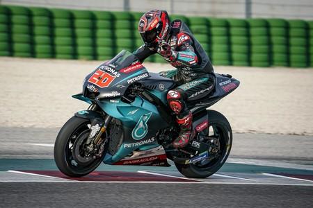 Fabio Quartararo manda y Dani Pedrosa vuelve a brillar en el último test de MotoGP en Misano