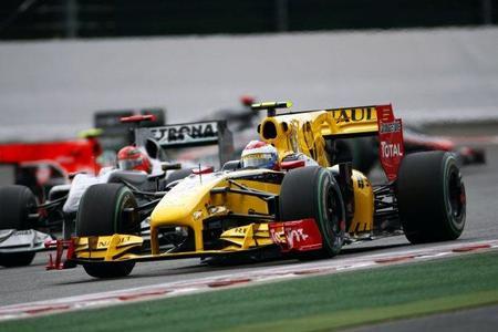 Renault podría recuperar el control de su escudería
