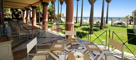 Marbella Villa Padierna Palace Hotel Restaurante