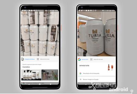 Google Lens Analisis