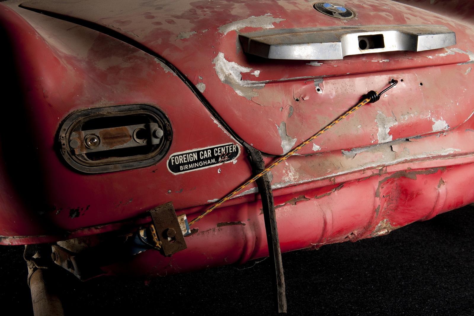 Foto de BMW 507 de Elvis Presley (36/121)