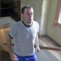 """Subir escaleras """"salvavidas"""""""