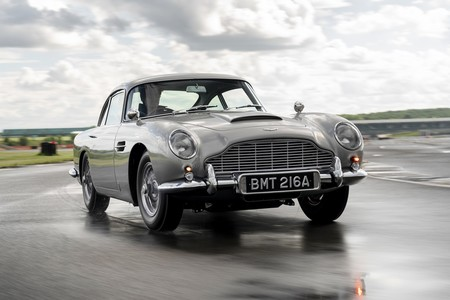Aston Martin Db5 Goldfinger Continuation 1