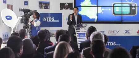 Mintic presentó el proyecto para dar televisión digital satelital al 100% de los colombianos