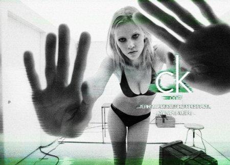 Campaña Calvin Klein línea ck One
