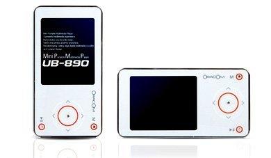 Oracom UB-890, interesante reproductor