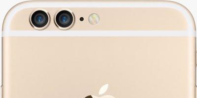 ¿La próxima generación de iPhones con lente dual y sensor DSLR?