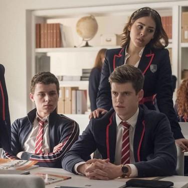 El final de las vacaciones será menos traumático de lo esperado: 'Elite' vuelve a Netflix en septiembre