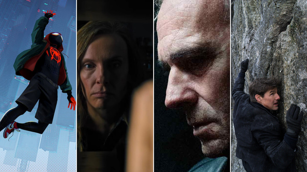 33 peliculones to remember 2018: the film student of the year condensed in 8 minutes