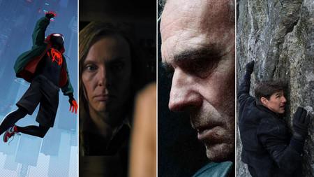 33 peliculones para recordar 2018: el cine más alucinante del año condensado en 8 minutos