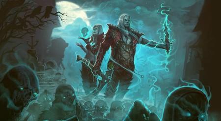 La Nigromante de Diablo III da rienda suelta a sus mortíferas habilidades en un gameplay nuevo
