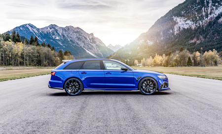 ABT RS6+ Nogaro Edition 2018