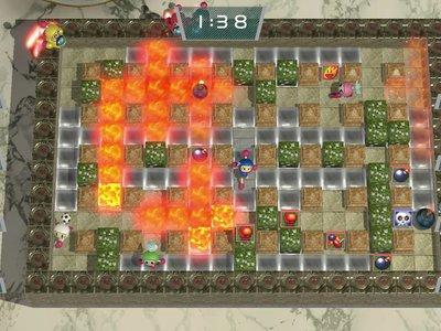 Super Bomberman R soluciona los problemas de control con su último parche