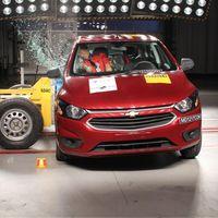 Lo que no puedo vender en otros países, lo vendo aquí: cero estrellas Latin NCAP para el Kia Rio Sedán y el Chevrolet Onix