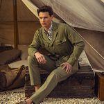 Lo nuevo de Dustin de El Corte Inglés para esta primavera se apunta al look safari