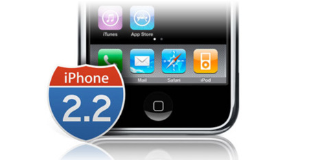 Primeras capturas de la versión 2.2 del iPhone: Cambios en Safari