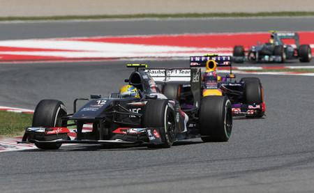 El equipo Sauber, optimista de cara al Gran Premio de Mónaco