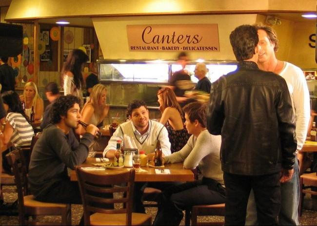 canters entourage