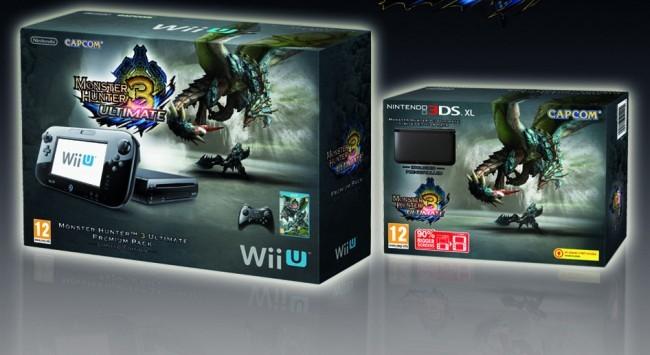 Wii U y 3DS XL