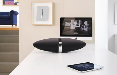 Bowers & Wilkins Zeppelin Air, ahora más potente y con conexión inalámbrica AirPlay de Apple