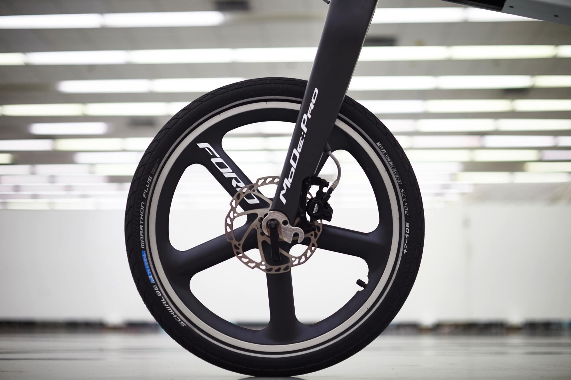 Foto de Ford Mode:Me y Mode:Pro, bicicletas eléctricas (12/16)