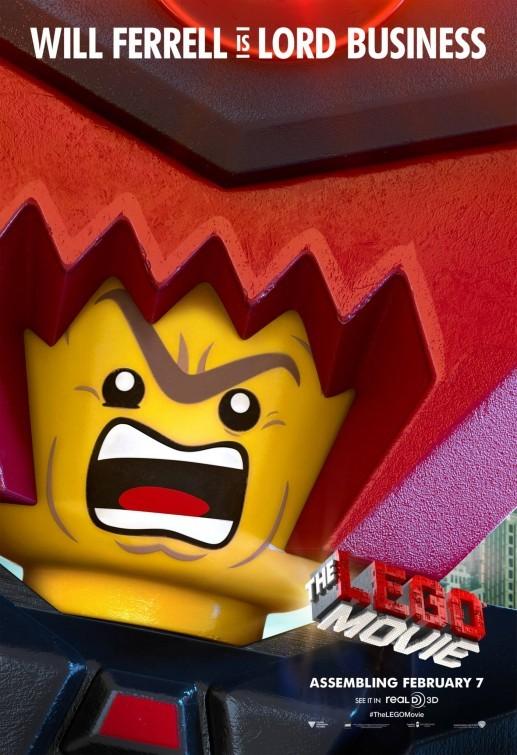 Foto de Carteles de 'La LEGO Película' (5/17)