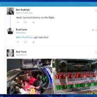 Twitter se actualiza en Windows 10 añadiendo soporte a tweets vinculados y otras opciones