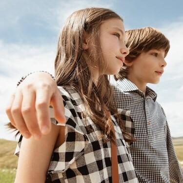 Lo nuevo de Scalpers para niños habla de minimalismo y naturaleza con tejidos como el algodón rústico y el lino