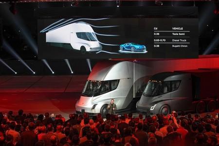 Tesla Semi Y Musk