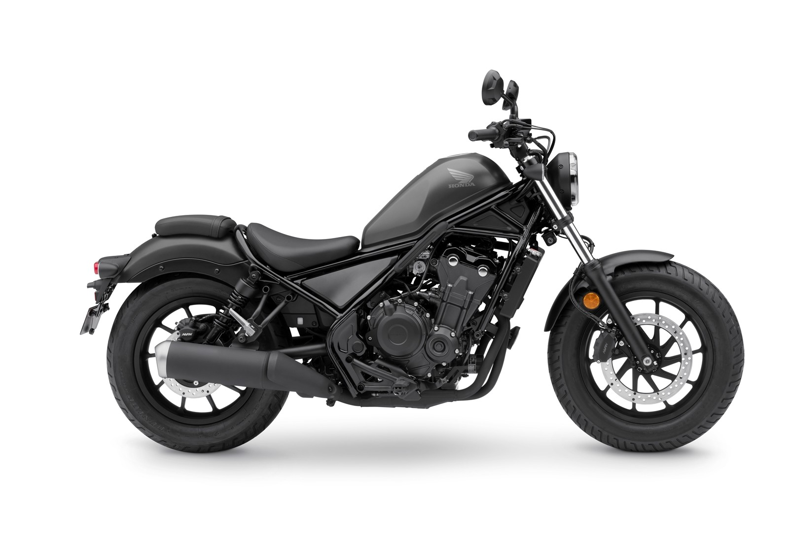 Foto de Honda Rebel 500 2020 (13/18)
