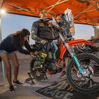 """Nicola Dutto excluido: """"El Dakar dejaría de ser la carrera más dura del mundo si un minusválido llega al final"""""""