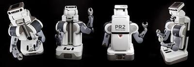 PR2: el robot de código abierto
