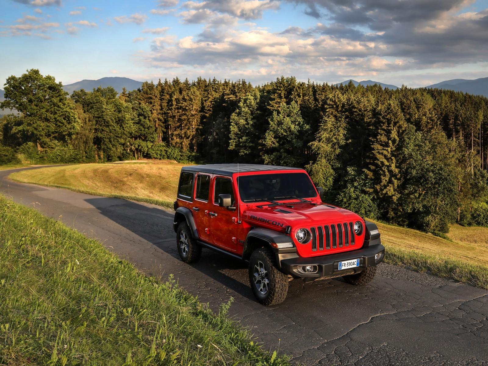 Foto de Jeep Wrangler Rubicon (6/16)